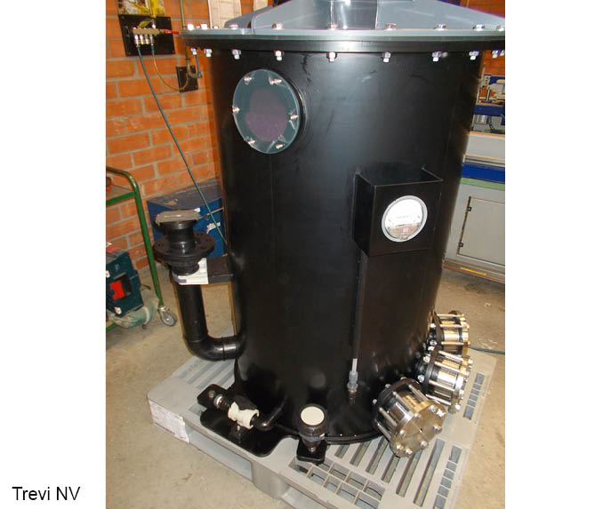 Adsorptionsfilter Geruch