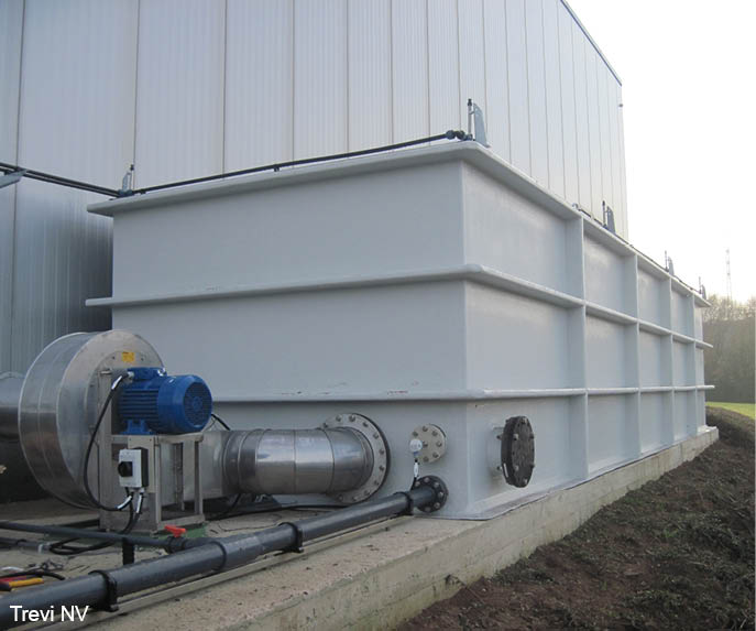 Air Treatment - Thermofiele biofilter voor Odorbestrijding