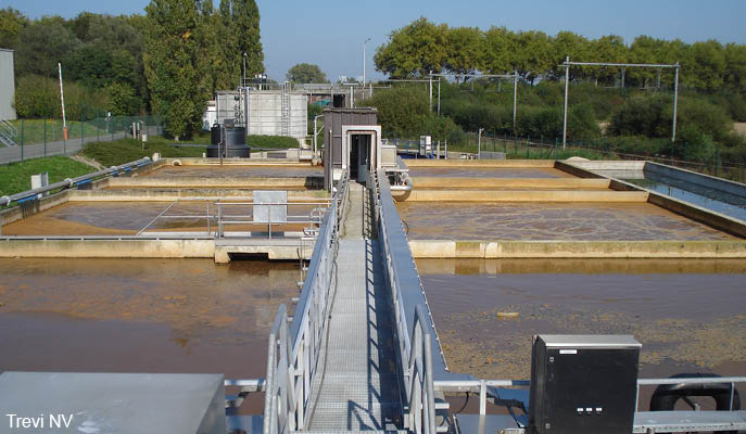 Expansion and optimalisation biological water treatment